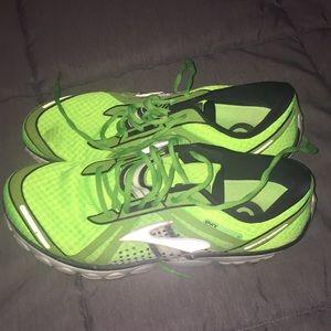 Brooks running shoe